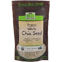 Cемена Чиа, Now Foods, 454 гр