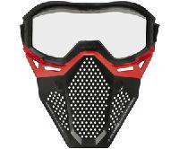 Rival Face Mask Red Nerf Маска Нерф Райвал красная, фото 1