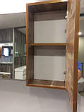 """Зеркало со шкафчиком GOLD Ban-Yom """"Legno 100"""", 100х64х17 мм , фото 3"""