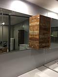 """Зеркало со шкафчиком GOLD Ban-Yom """"Legno 100"""", 100х64х17 мм , фото 4"""