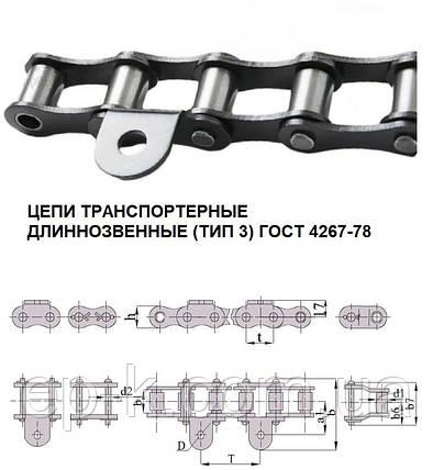 Цепи ТРД 38-3000-3-6-2, фото 2