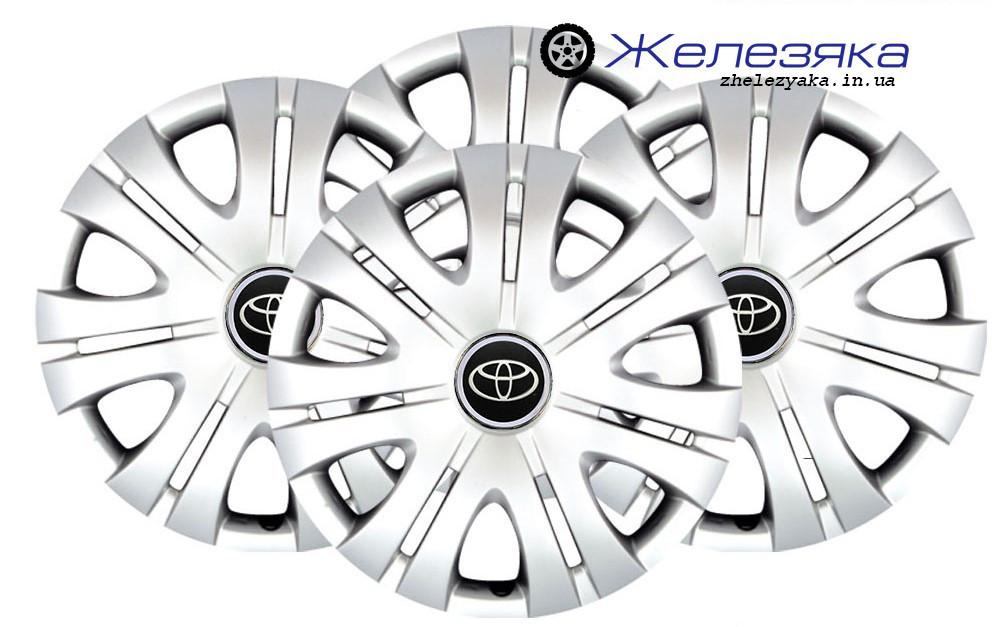 Колпаки на колеса R15 SKS/SJS №317 Toyota