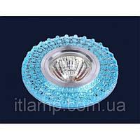 Бирюзовое стекло Lst705A24бирюза itlamp