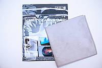Салфетка для оптики (замша) Белый Кот ОРИГИНАЛ