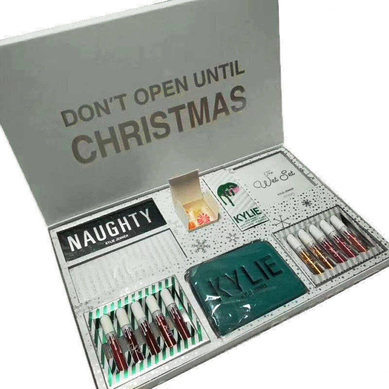 Подарунковий набір косметики Kylie don't Open Until Christmas