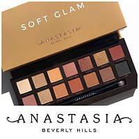 Палитра теней для век Anastasia Beverly Hills Soft Glam, фото 1