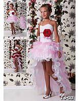 Детское платье Модель 14-03