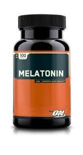 Optimum Nutrition Melatonin 100 tabs