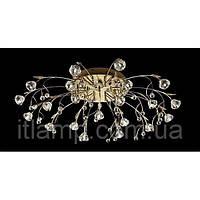 Современный светильник люстра ART7-mx1207-21BST