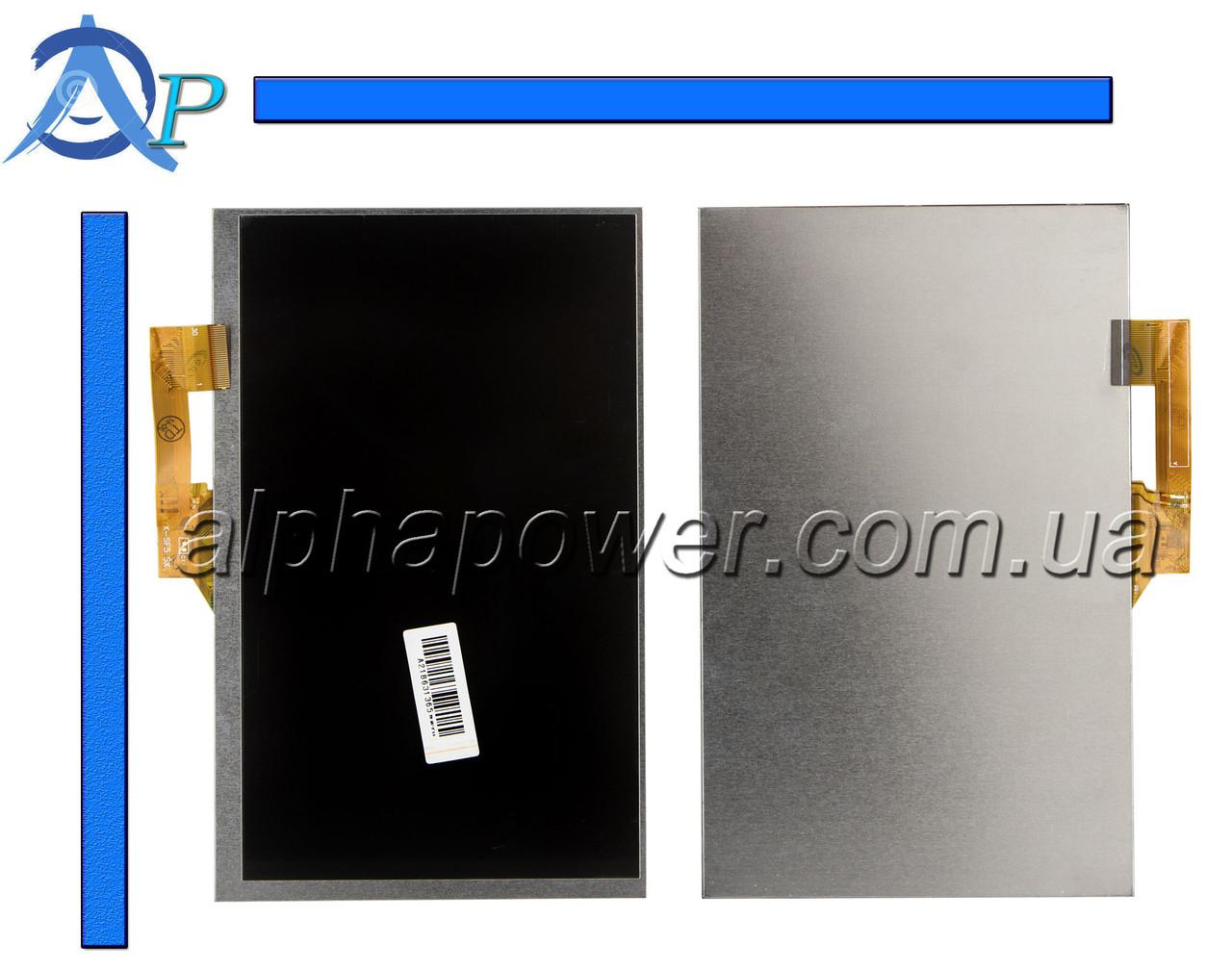 Дисплей (матрица) планшета Nomi C07000 30 Pin