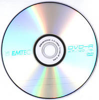 DVD-R диски для видео Emtec Cake box 10