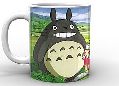 Кружка Geek Land Мой сосед Тоторо My Neighbor Totoro Тоторо и друзья NT.02.012