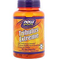 Трибулус Экстрим, Tribulus Extreme, Now Food, 90 капсул