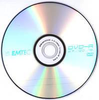 Диск DVD-R для видео Emtec Shrink/50