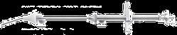Матковий маніпулятор для хромосальпінгографії LPM-0744.7