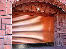Роллетные ворота ТМ Алютех