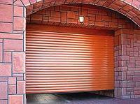 Роллетные ворота ТМ Алютех, фото 1