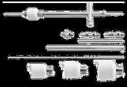 Матковий маніпулятор, 3 керамічні голівки LPM-0751.37