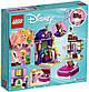 Lego Disney Princess Спальня Рапунцель в замке 41156, фото 5