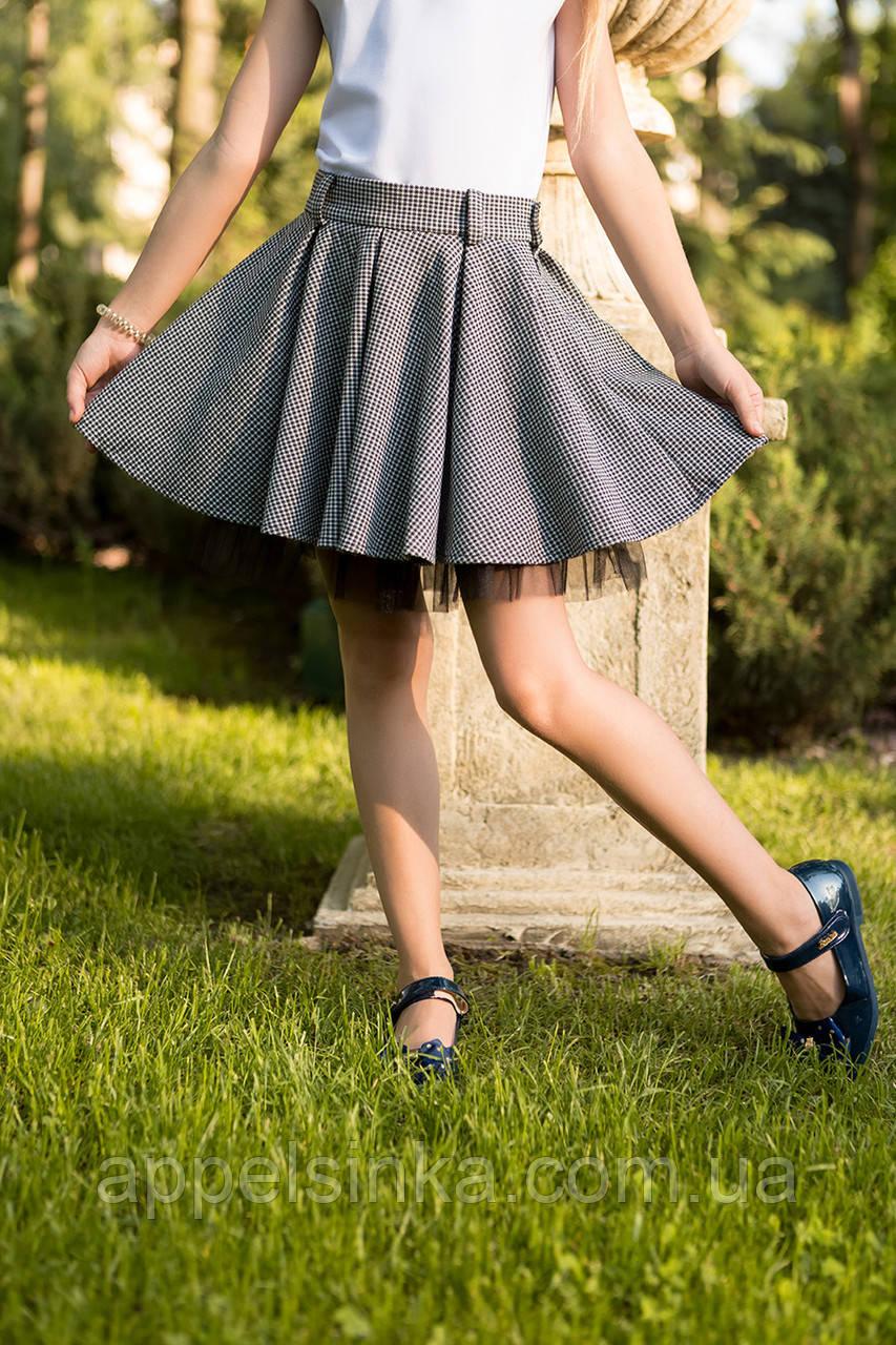 53cdbc45a Модная школьная юбка для девочки и подростка 122,128рост - Интернет-магазин  Апельсинка детская,