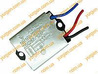 Плавный пуск для болгарок малый 16А  (2 уха) 3-ри провода пластик.