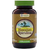Спирулина, Nutrex Hawaii, 180 таблеток., фото 1