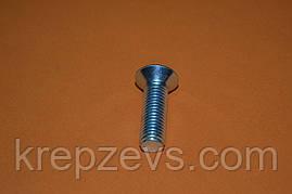 Винт с потайной головкой м4 DIN 965 ГОСТ 17475-80