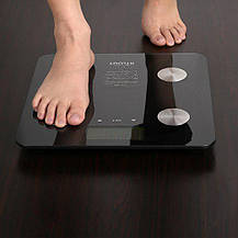 Напольные электронные весы (7 фитнес индикаторов, функция памяти), фото 3
