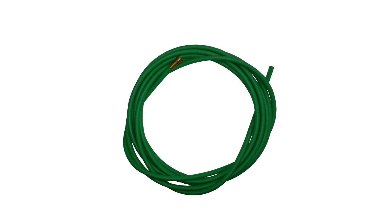 Спираль подающая (зелёная) 3,0/5,0/440мм для пр-ки D 2,0 - 2,4 мм ABICOR BINZEL