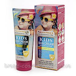 Солнцезащитный крем для детей Wokali Sun Cream SPF 30+
