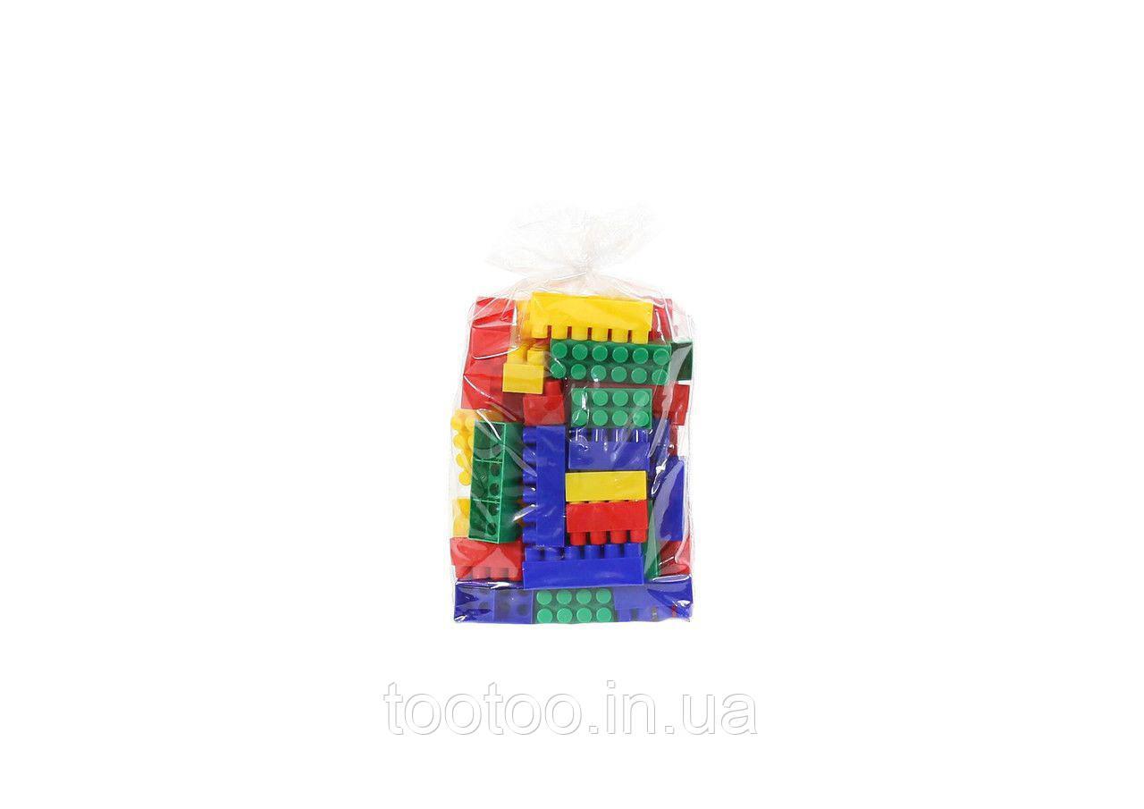 Конструктор Polesie малый, 48 элем. в мешке (0316)  продажа, цена в ... 750e291843c