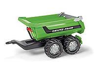Прицеп Halfpipe Deutz-Fahr Rolly Toys 122240