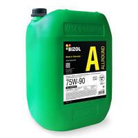 Трансмиссионное масло BIZOL Allround Gear Oil TDL 75W90 20л