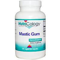 Nutricology, Мастиковая смола, 120 растительных капсул