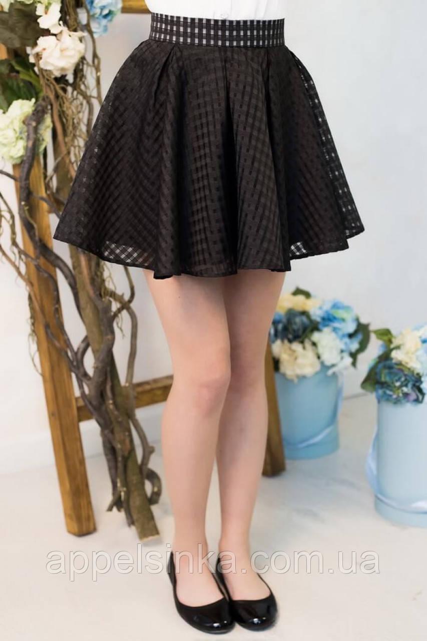 f9825380e Модная школьная юбка для девочки и подростка 122рост - Интернет-магазин  Апельсинка детская,подростковая
