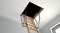 Чердачная лестница Luxe Mini  90*70
