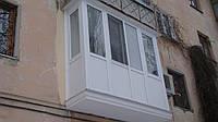 Заказать балконные рамы металлопластиковые в Херсоне цена. Рассчитать стоимость пластиковой балконной рамы
