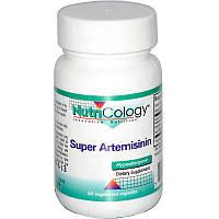 Супер артемизинин, Nutricology, 60 вегетарианских капсул