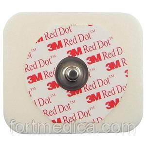 Электроды ЭКГ 3М Red Dot (50шт/уп.) 2560
