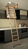 Чердачная лестница Luxe Mini  100*70