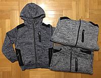 Утепленная пайта для мальчиков оптом, F&D, 134-164 см,  № LH835, фото 1