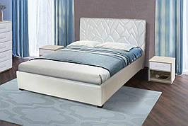 Ліжко Лотос біла 160х200