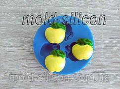 """Силиконовый молд """"Яблоки"""""""