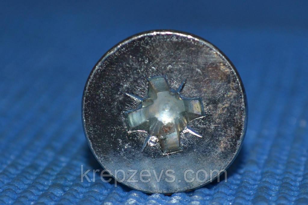 Винты DIN 965, ГОСТ 17475-80 диаметром резьбы М10