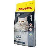 Сухой корм для кошек для выведения шерсти Josera Catelux 2 кг