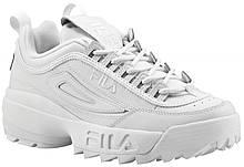 Жіночі кросівки Fila Disruptor II White