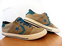 Кеды Converse Cons100% ОРИГИНАЛ р-р 37 (23,5см) (Б/У, СТОК) original , фото 1