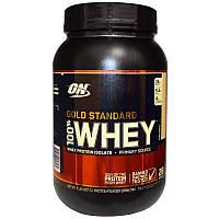 Сывороточный протеин изолят (Gold Standard Whey), Optimum Nutrition, 907г