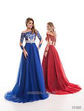Вечернее платье 17-826