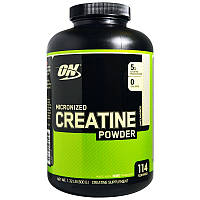 Креатин (Micronized Creatine), Optimum Nutrition, 600 г